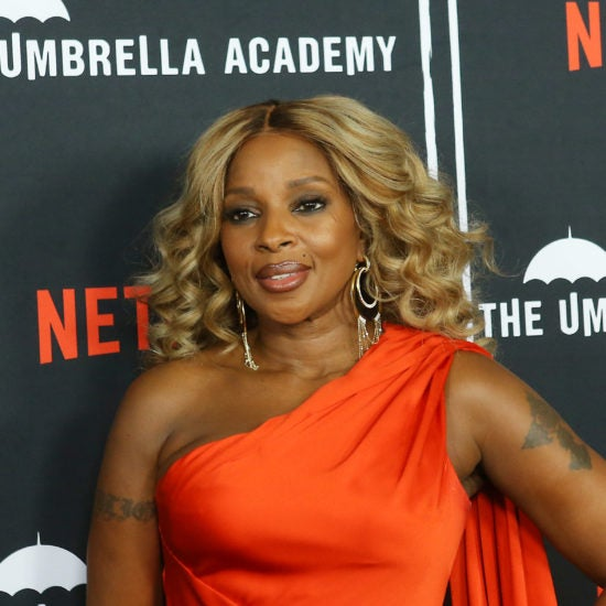 Mary J. Blige Signs First-Look TV Deal With Lionsgate