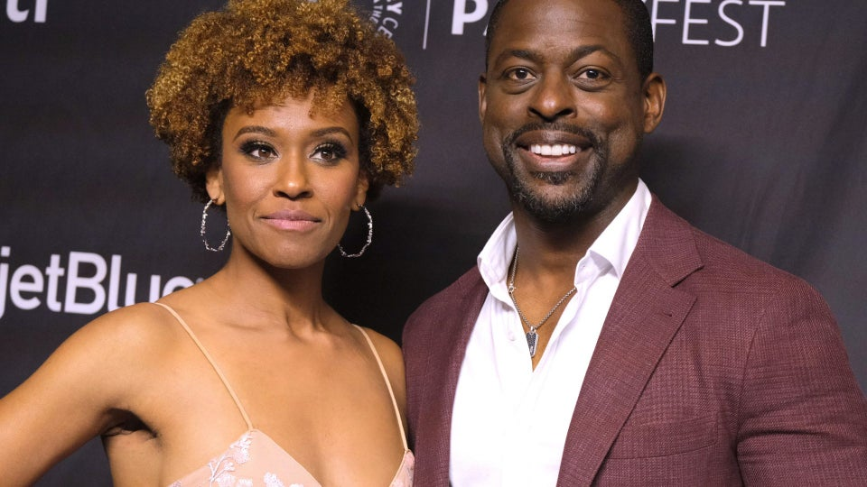 Why Ryan Michelle Bathe and Husband Sterling K. Brown Chose Not To Spank Their Kids