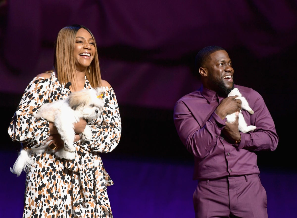Why Kevin Hart Refuses To Let Tiffany Haddish Repay His $300 ...