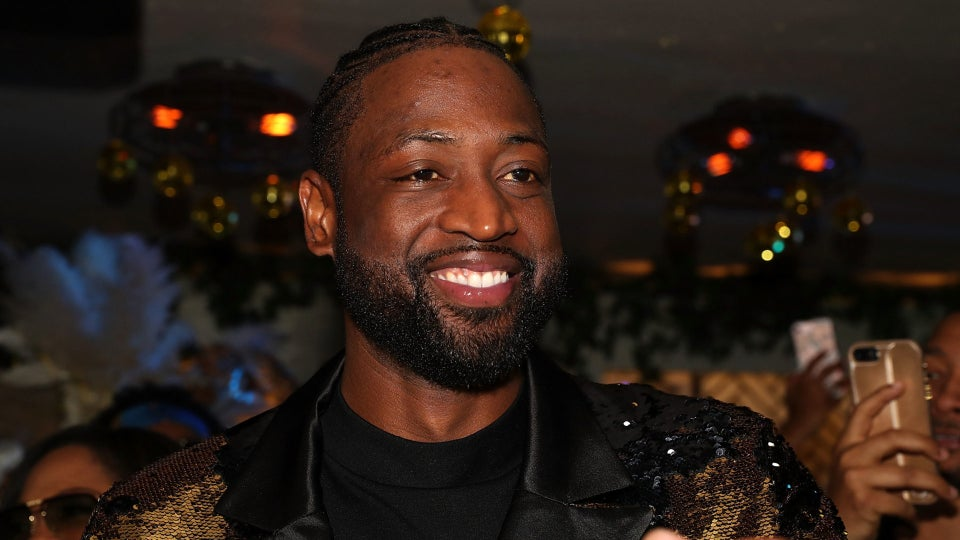 Dwyane Wade On Rooting For His Son At Miami Pride: 'My Role As A Father Is To Support My Kids'