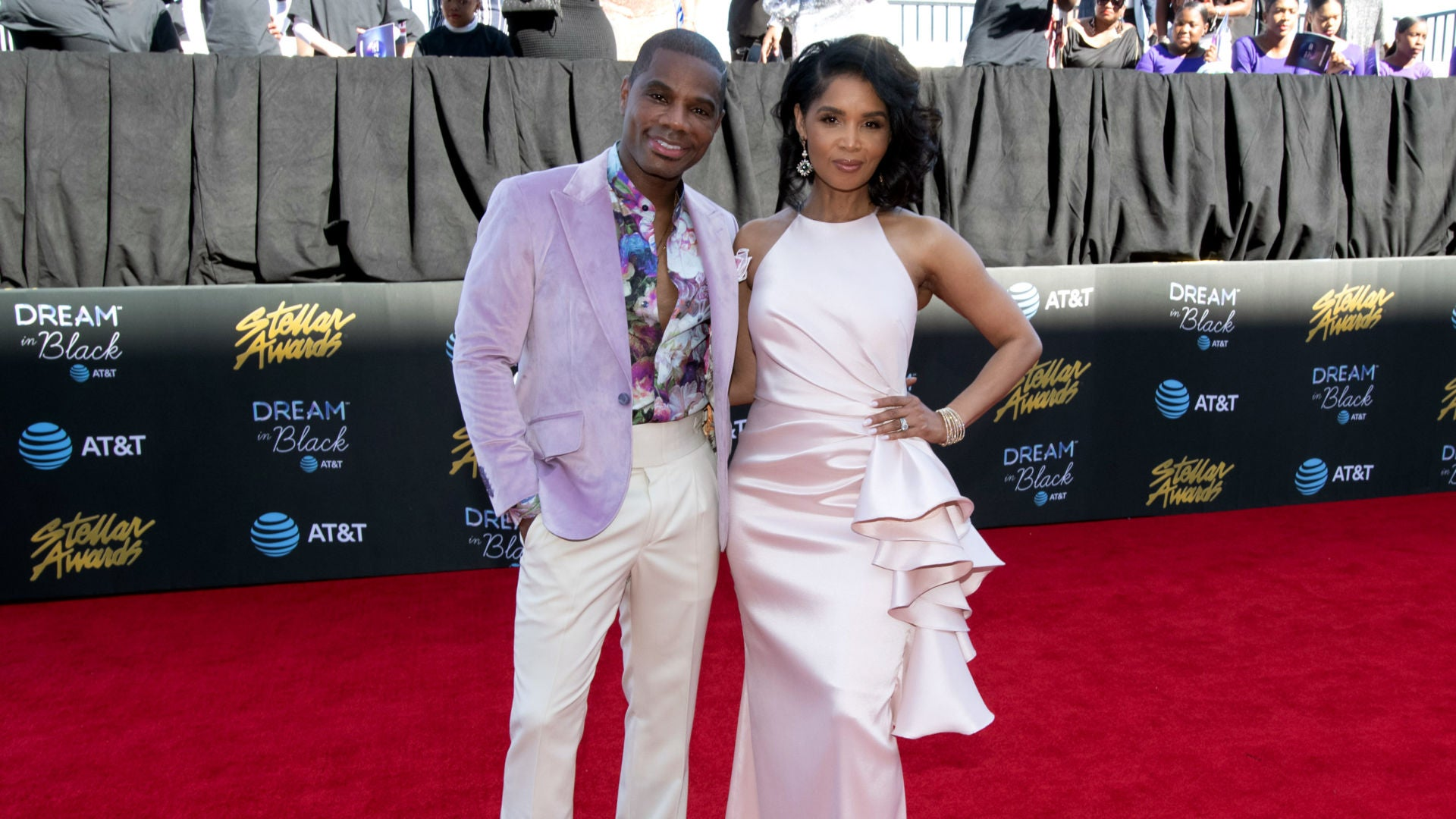 Kirk Franklin's Wife Tammy Showers Him With Love In Honor Of His Album Release