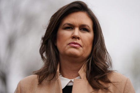 You Really Hate To See It: Sarah Sanders Will Probably Become Governor Of Arkansas