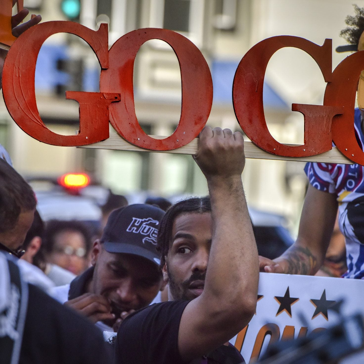 Fighting Gentrification And Ensuring We 'Don't Mute' Black Communities