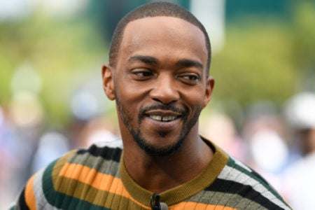 Anthony Mackie Took A Break From Acting After 'Hurt Locker' Oscar ...