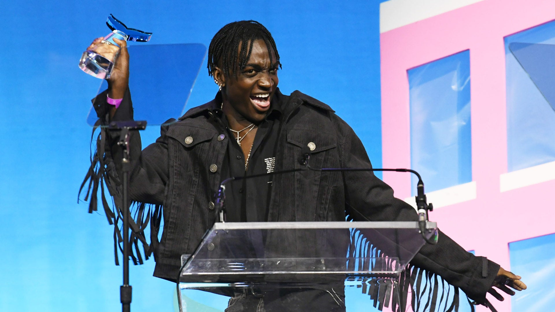 Let Rickey Thompson Convince You To Snag That New Alexander Wang