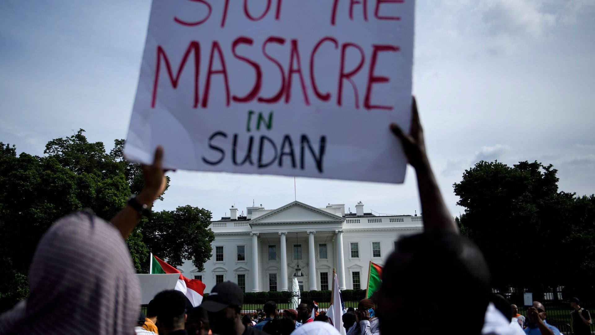 Sudan Uprising Leaves Hundreds Dead, Doctors Say Many Women Were Raped