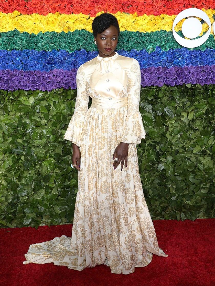 Danai Gurira Gave Us Life In Gucci At The 2019 Tony Awards