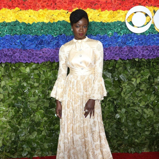 Danai Gurira Gave Us Life In Gucci At The 2019 Tony Awards