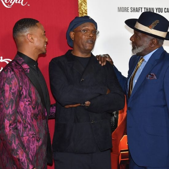 'Shaft' Star Jessie T. Usher Shares The Hilarious Story Of The First Time Samuel L. Jackson Cursed At Him