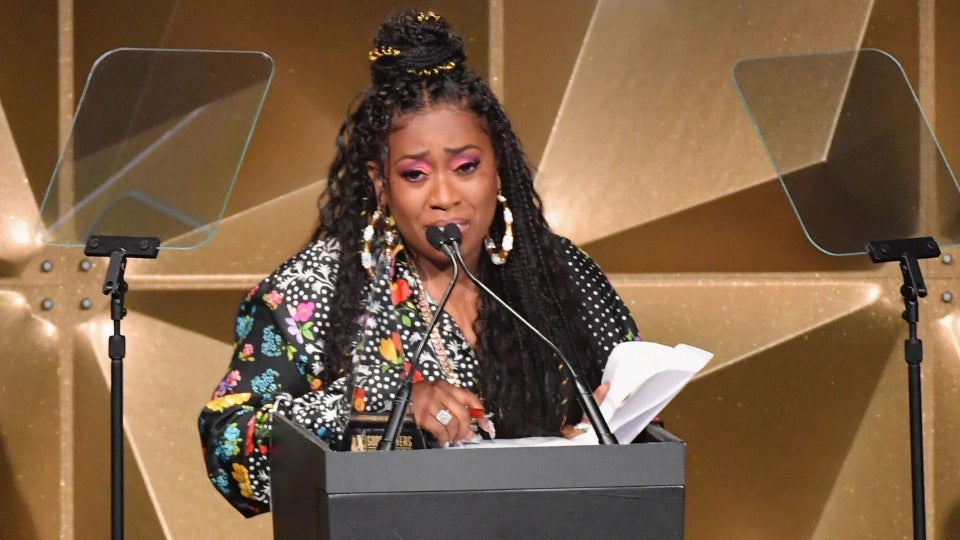 Missy Elliott Tears Up While Being Inducted Into Songwriters Hall Of Fame