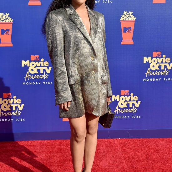 Tessa Thompson Served Intergalactic Realness at the 2019 MTV Movie & TV Awards