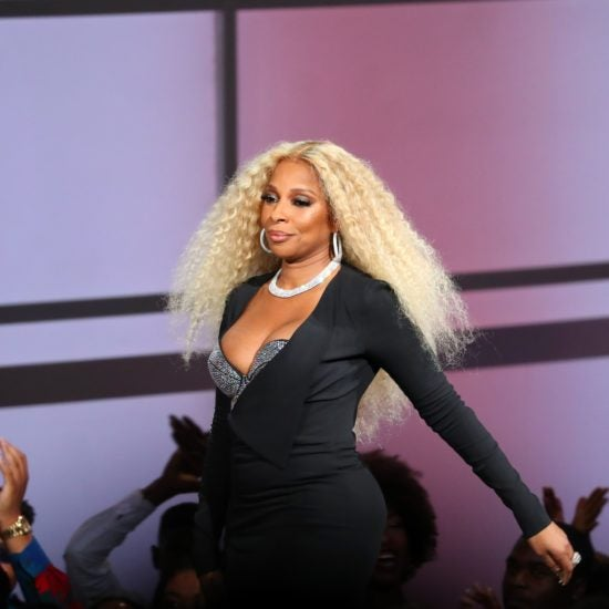 Mary J. Blige Reveals How She's 'Learned To Be Happy' After Her Divorce