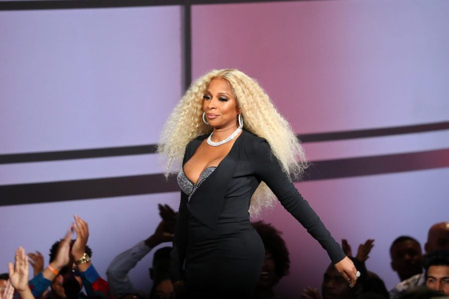 Mary J. Blige Reveals How She's 'Learned To Be Happy' After ...