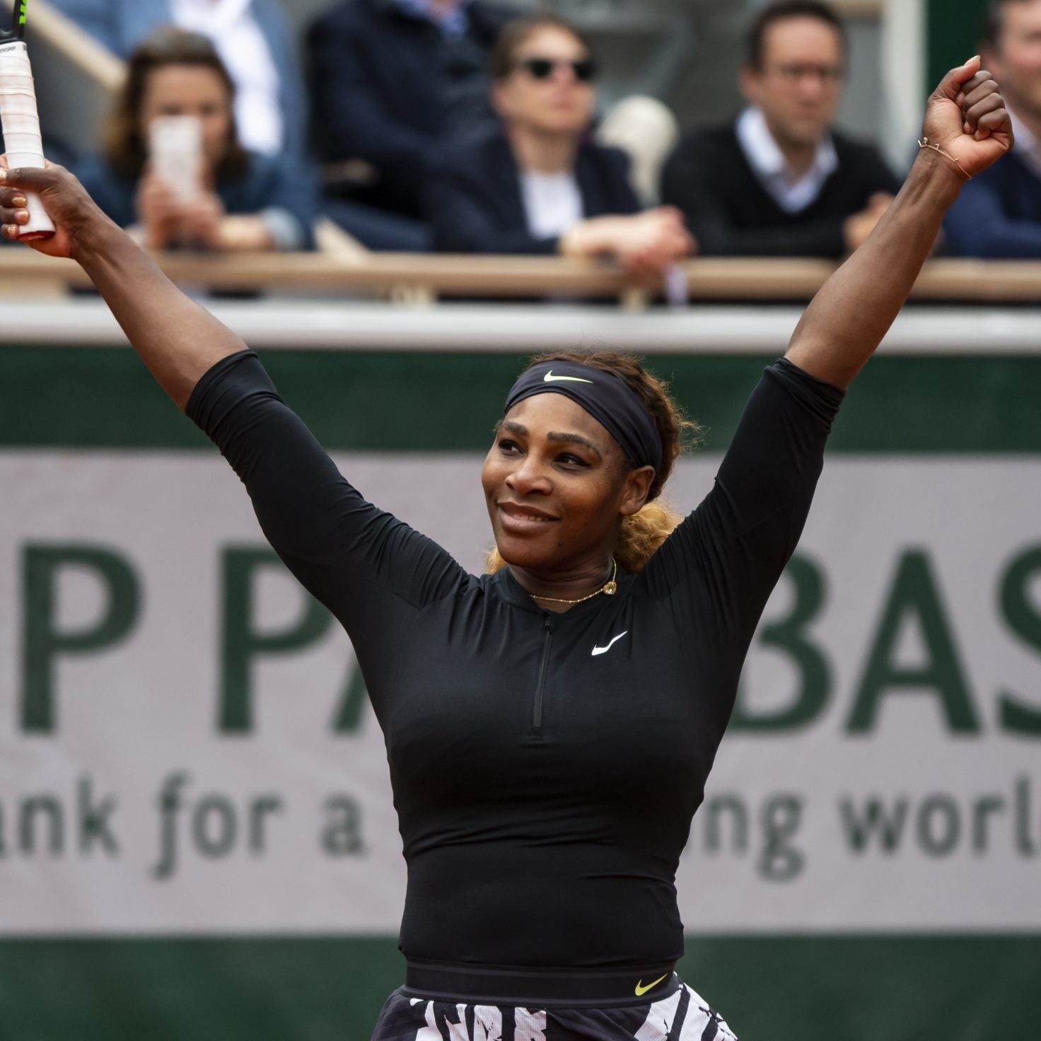 Serena Williams Responds To Critics: 'The Day I Stop Fighting for Equality Will Be the Day I'm in My Grave'