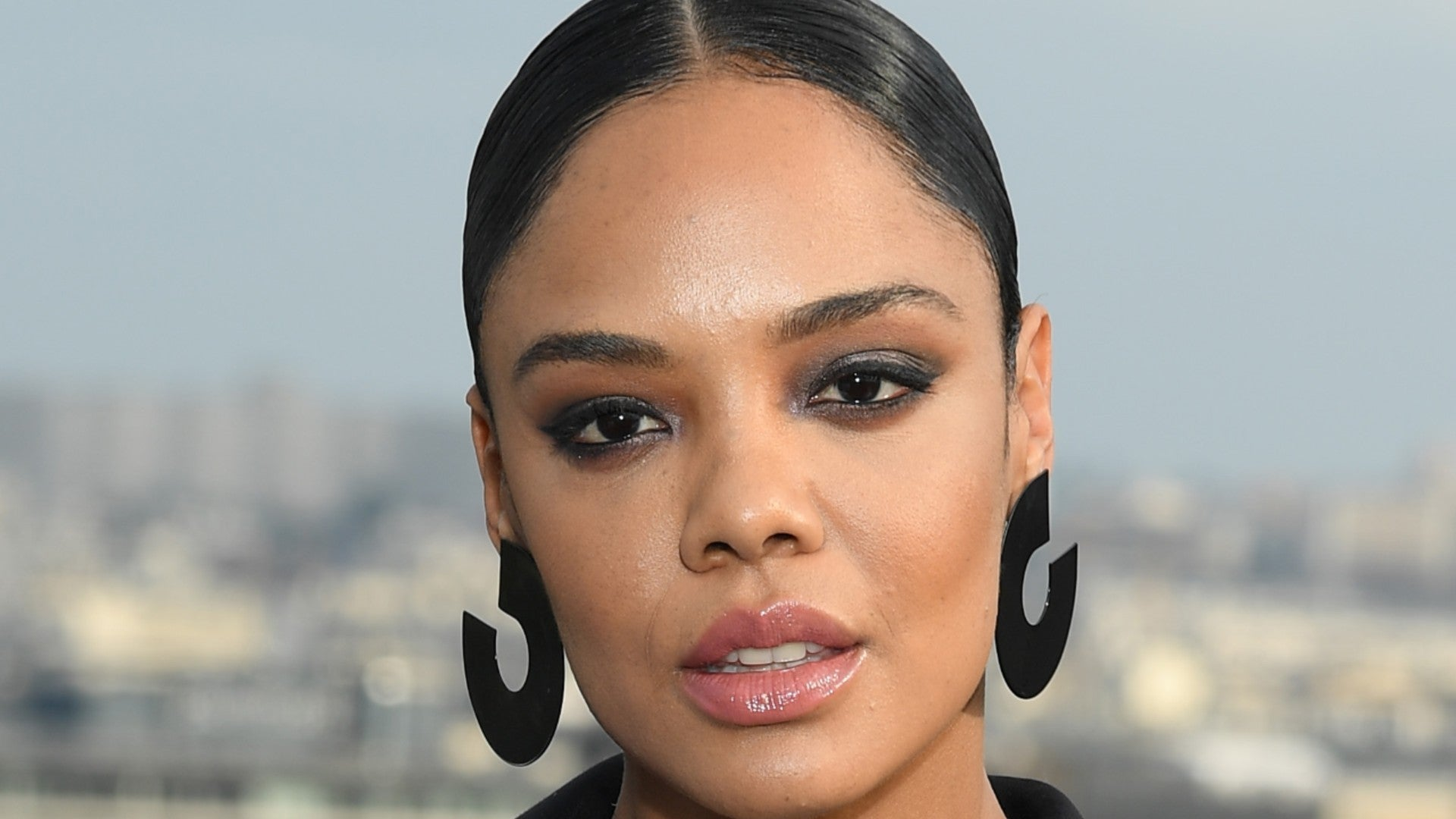 Tessa Thompson's Hairstyles Are Out Of This World