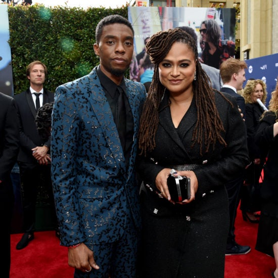 Ava DuVernay, Chadwick Boseman, Issa Rae, And More Celebs Out And About