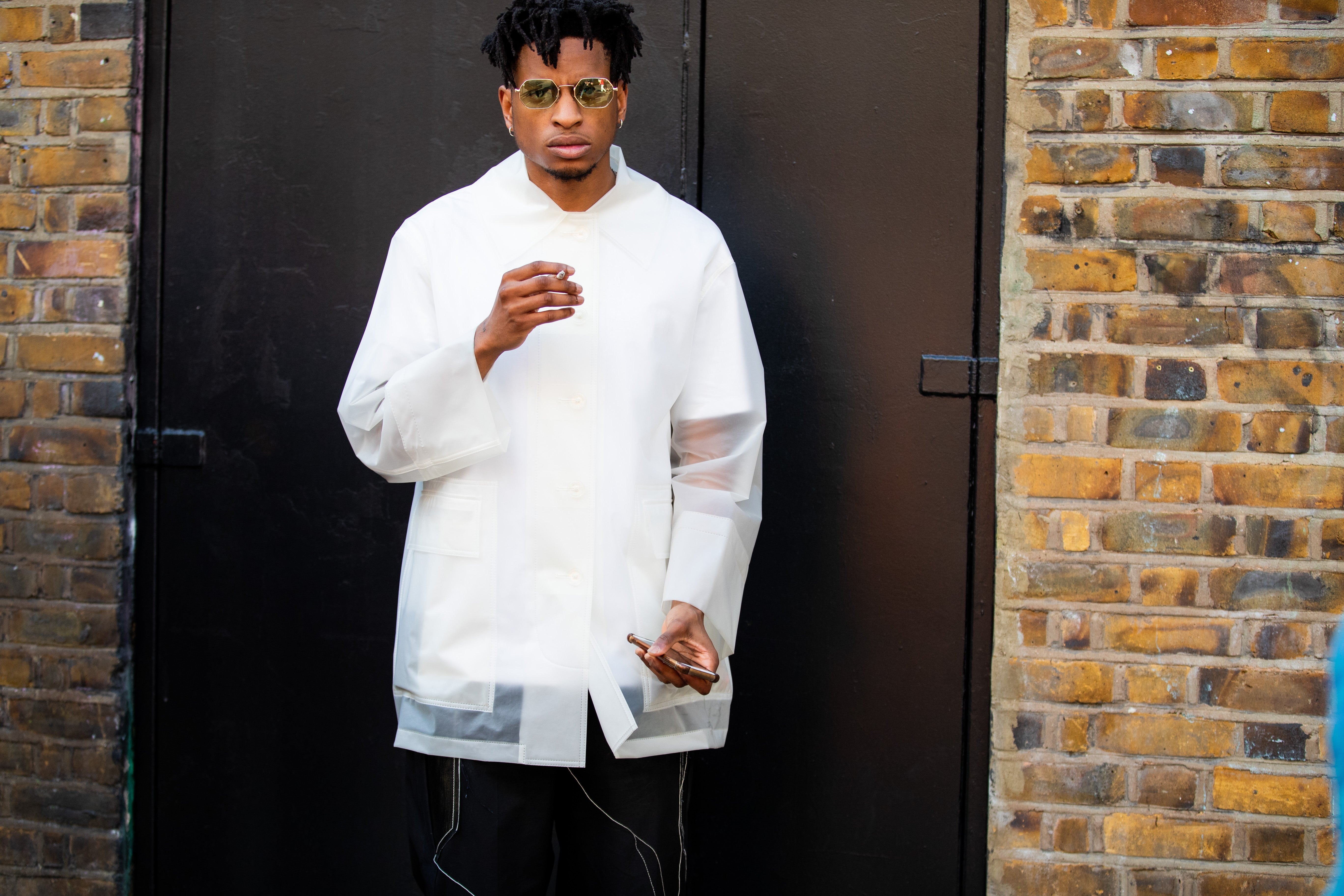The Best Street Style from London Men's Fashion Week