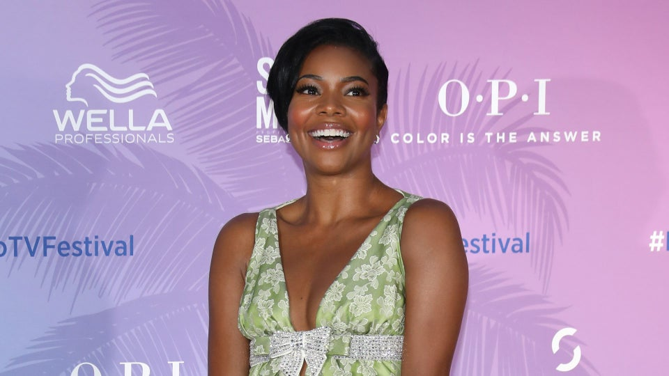 Gabrielle Union Looks Fabulous On The #WadeWorldTour