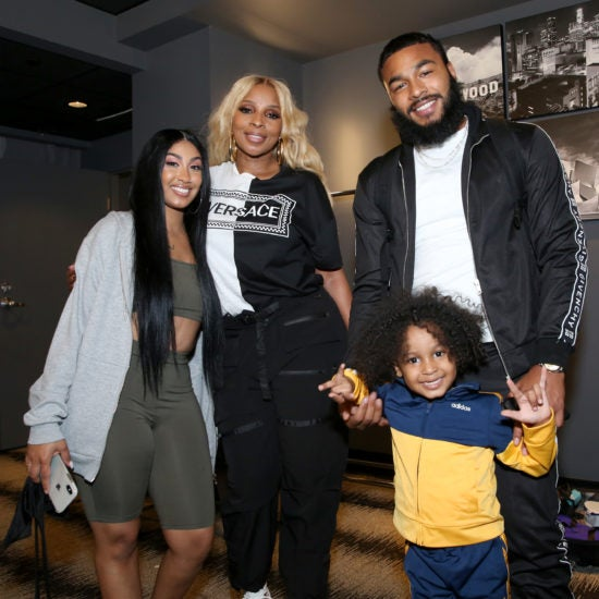 Mary J Blige, Cardi B, Rotimi And More Celebs Out And About