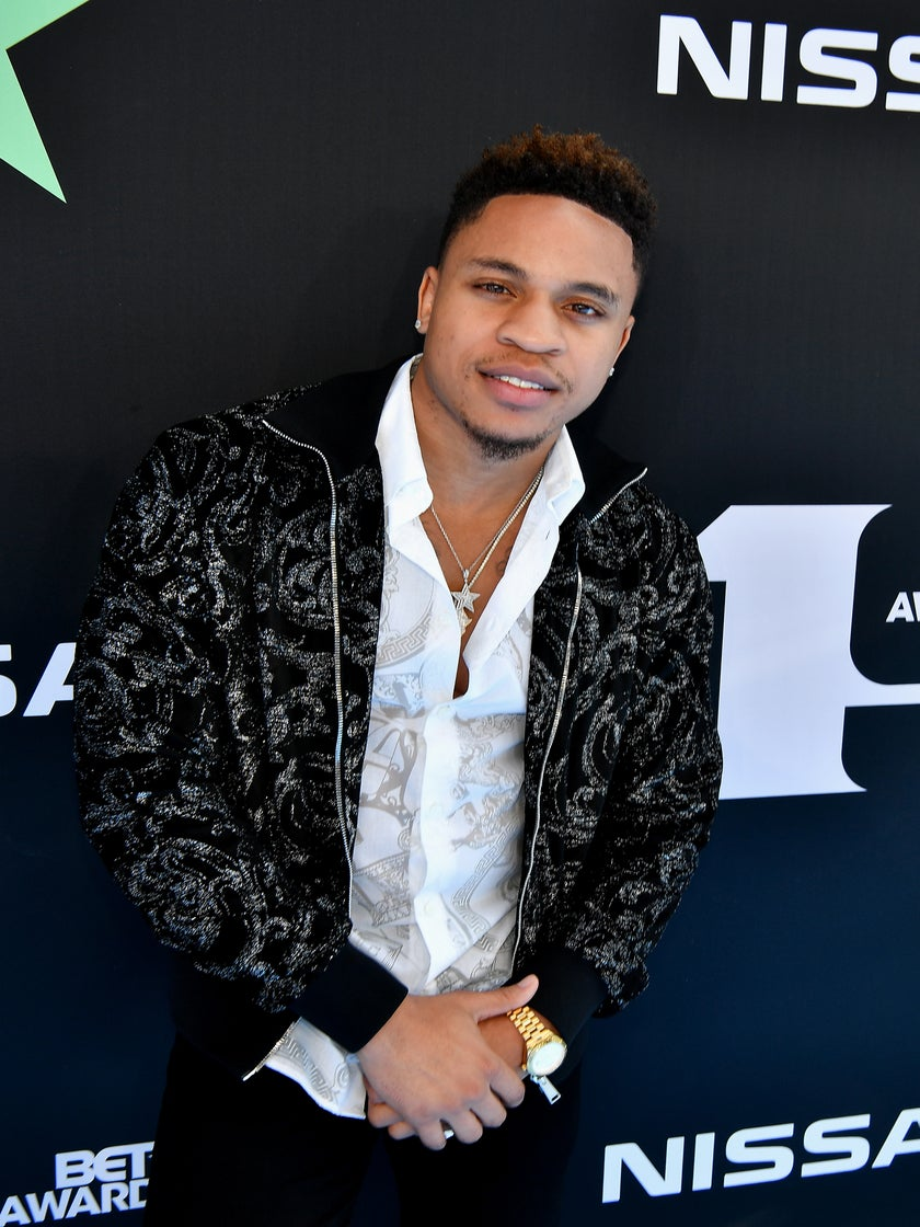 Eye Candy Alert! The Fellas Shined Too On The BET Awards 2019 Red Carpet
