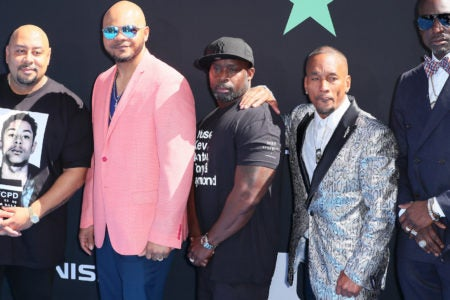 The Exonerated Five Get A Standing Ovation At The BET Awards 2019