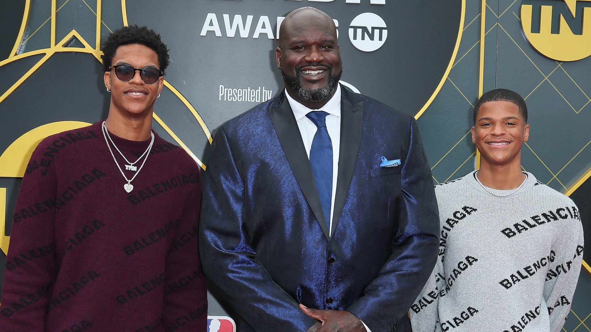The Best Red-Carpet Looks At The 2019 NBA Awards