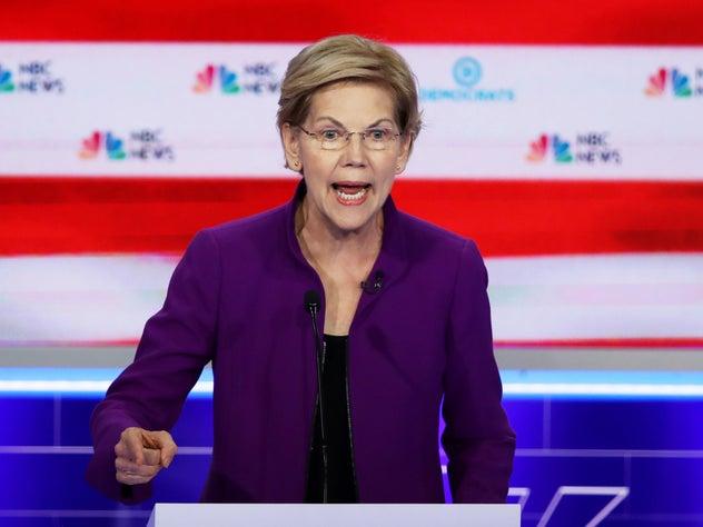 Elizabeth Warren Has A Plan To Defeat White Nationalist Violence