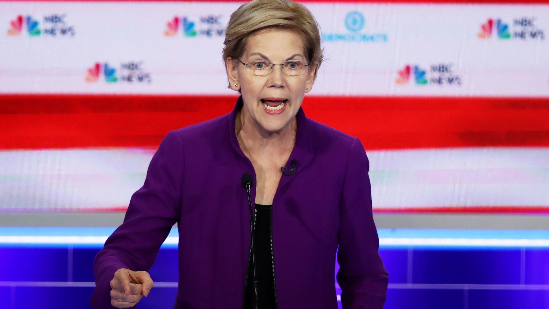 Elizabeth Warren Introduces Bill To Cancel Student Debt For Millions Of People