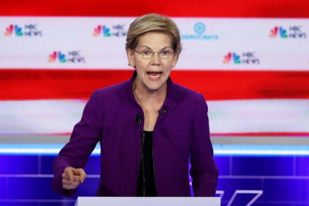 Elizabeth Warren Calls Trump Administration 'The Most Corrupt Administration Of Our Lifetime'