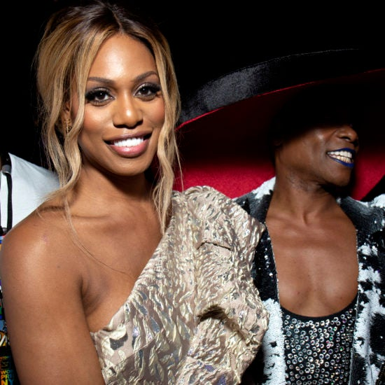 Laverne Cox, Ciara, Amanda Seales, And More Celebs Out And About