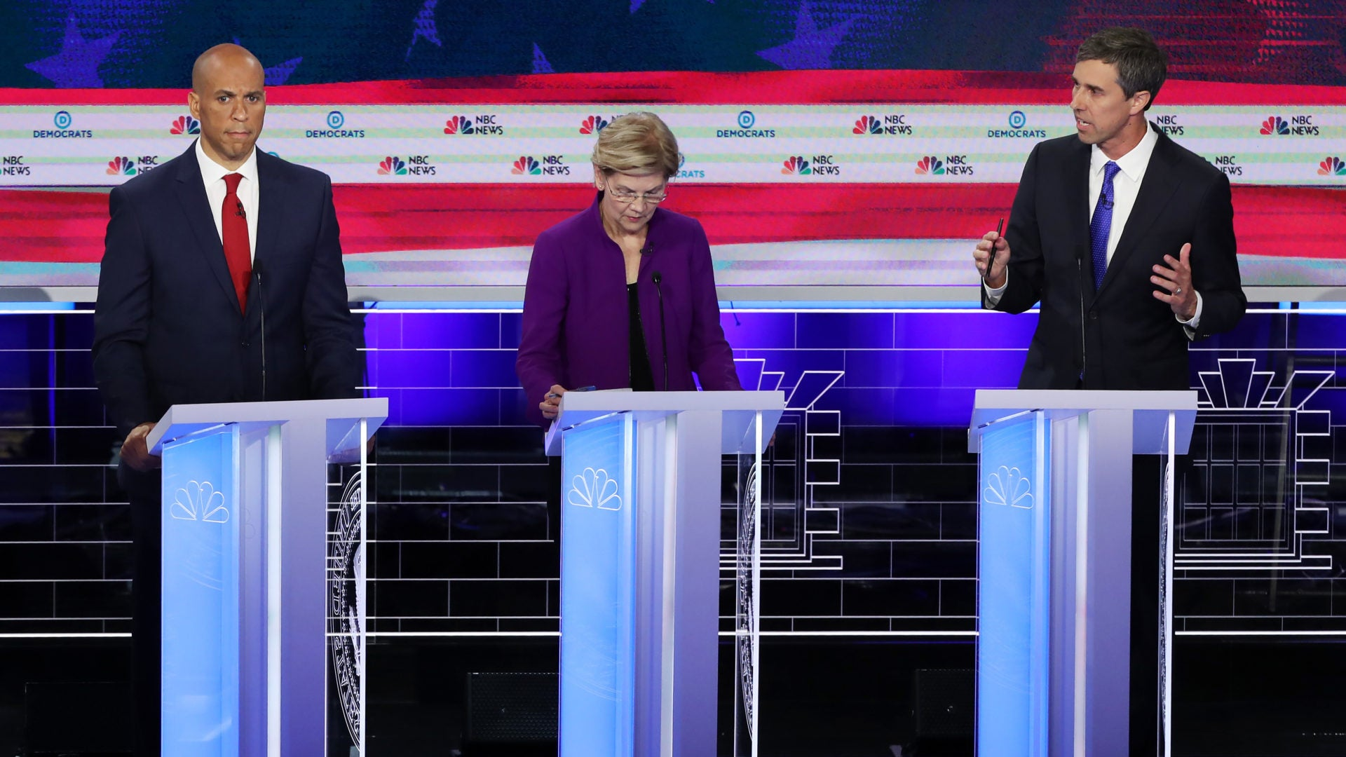 These Ten Candidates  Are Taking The Stage At The Next Democratic Debate