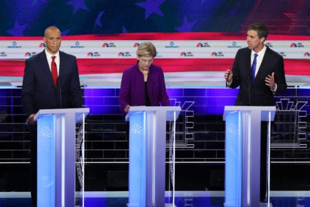 The Final Line Up For The Second Democratic Debate Is Here