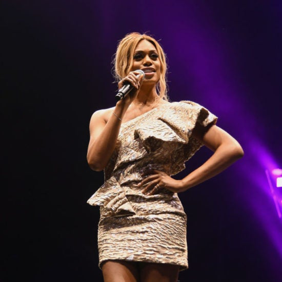 Laverne Cox On The Rise Of Black Trans Women Murders: 'Your Attraction To Me As A Trans Woman Is Not A Reason To Kill Me'