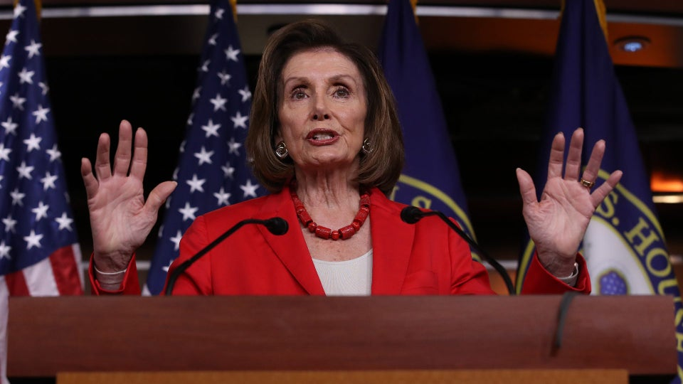 Trump Impeachment: House Democrats Join Republicans In Rejecting Resolution