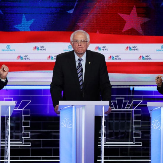 Kamala Harris, Joe Biden Get To The Core Of Each Other's Weak Spots In Second Democratic Debate