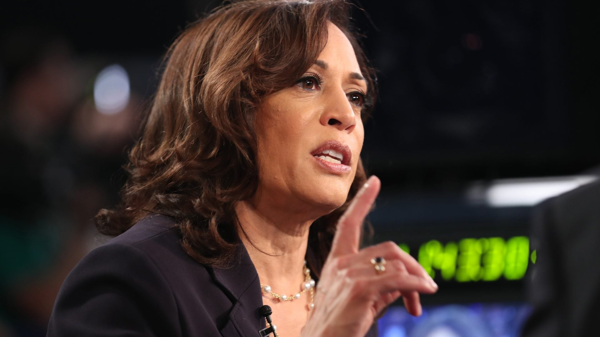 Kamala Harris Fields Questions About Her Stance On Busing
