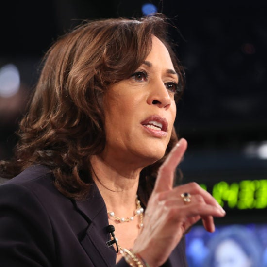 Opinion: Kamala Harris Decided Not To Play It Nice With Joe Biden