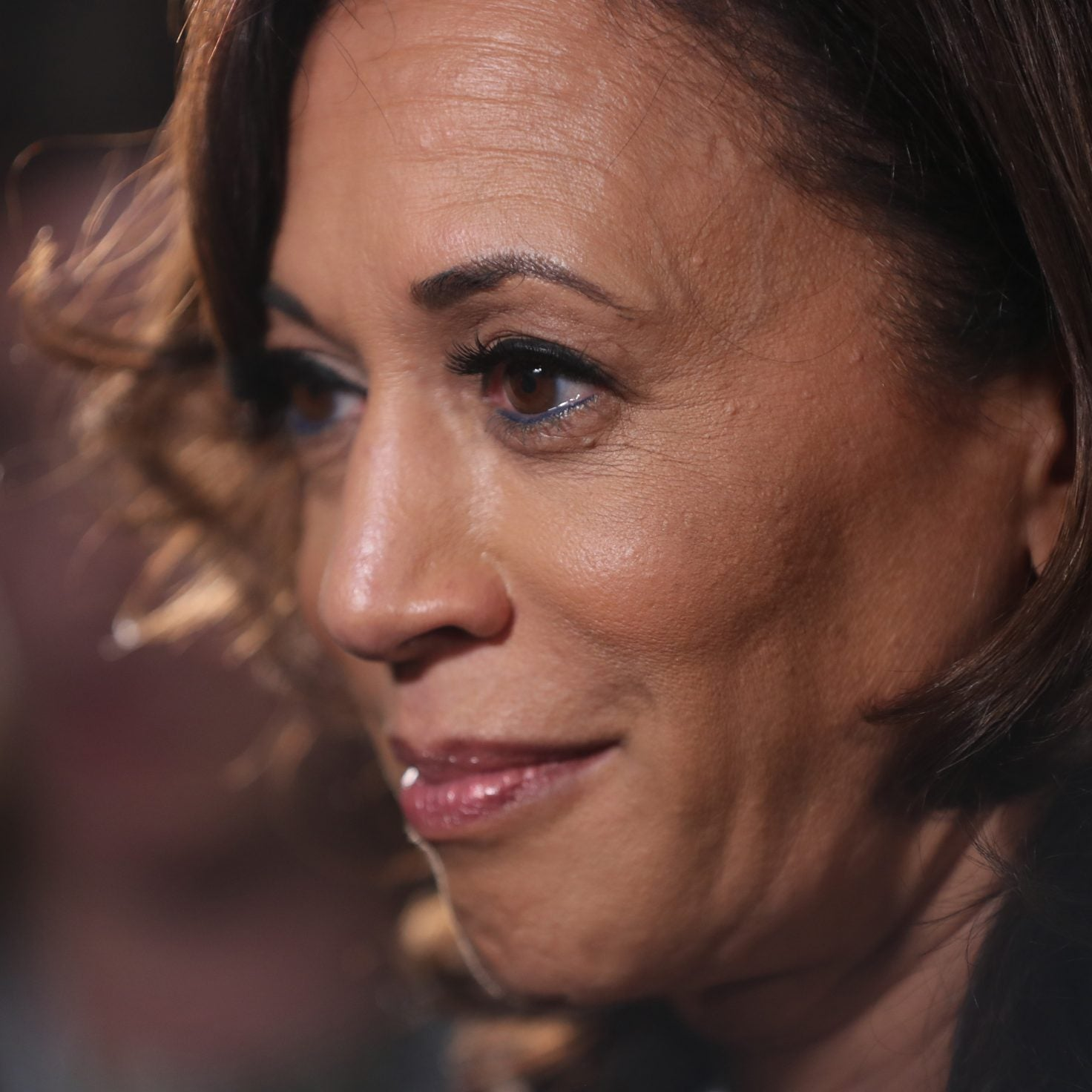Kamala Harris Gives Rousing Iowa Speech Amidst Campaign Redirection