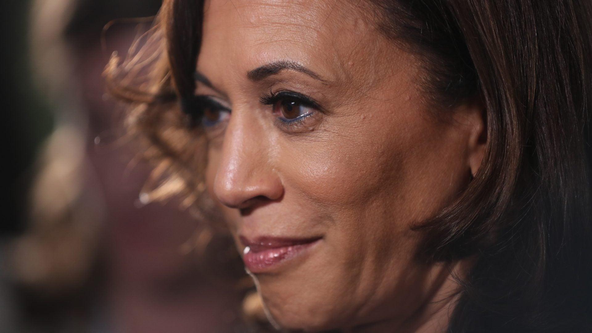 Democratic Candidates Condemn 'Attacks' on Sen. Harris' Race