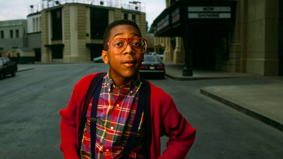Jaleel White Revives Iconic Urkel Character For 'Scooby-Doo' Reboot