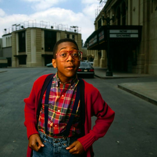 Is Steve Urkel Back?! Jaleel White Revives Iconic Character For 'Scooby-Doo' Reboot