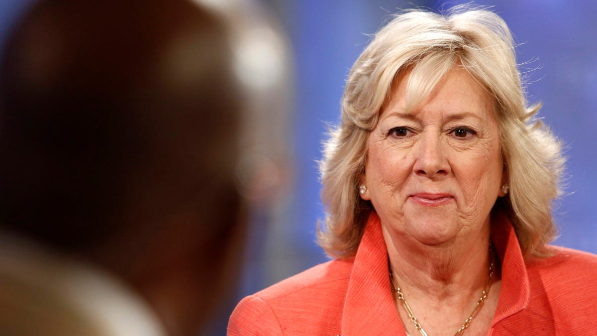 """Author Linda Fairstein appears on NBC News' """"Today"""" show on July 31, 2013"""