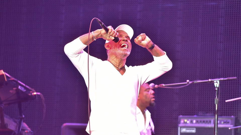 These All-White Pieces Will Get You Ready To Party With Frankie Beverly & Maze