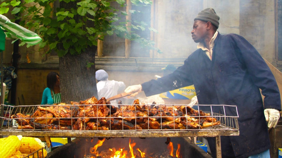Eat Your Way Through The Caribbean With These Slamming Street Foods