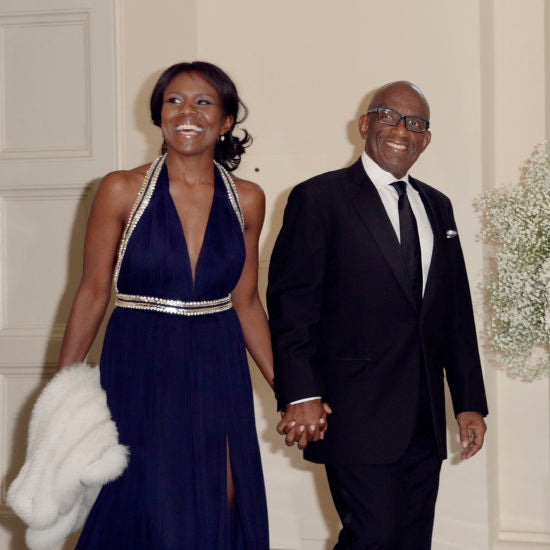 Al Roker Cheers On His Wife Deborah Roberts And Son Nick For A Good Cause