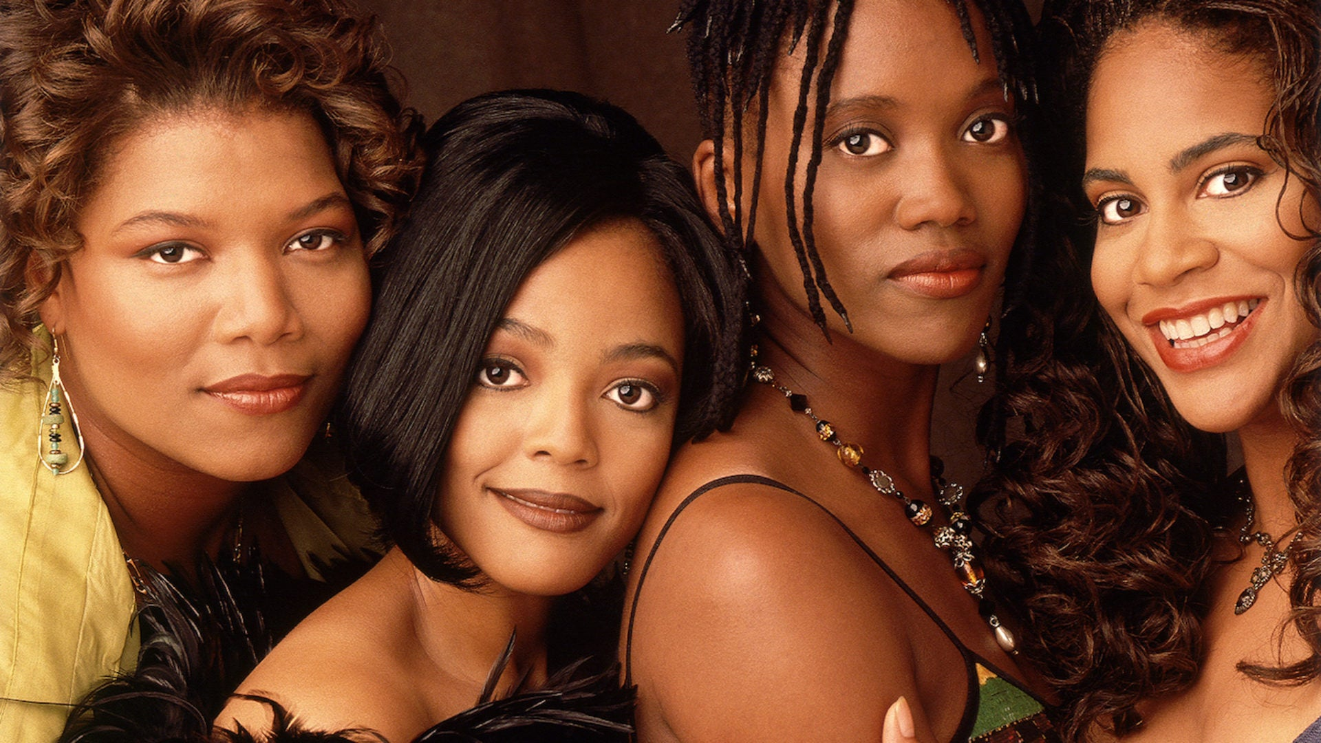 'Living Single' Showrunner Had To Fight For Maxine Shaw Character