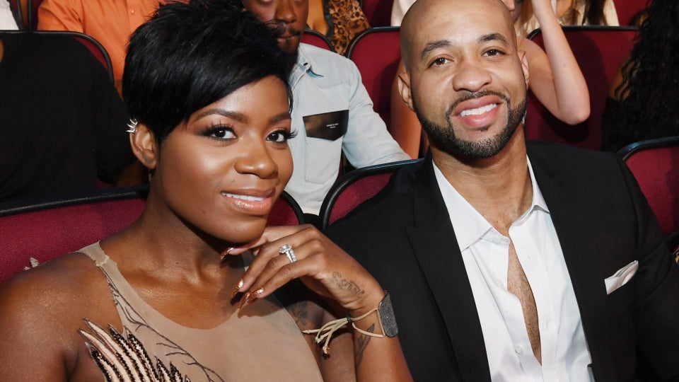 Fantasia And Husband Kendall Taylor  Have Become Grandparents A Second Time