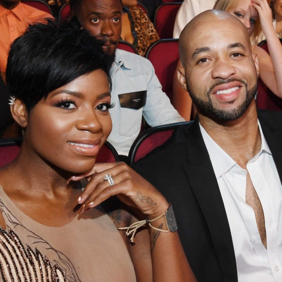 How Cute! Fantasia And Husband Kendall Taylor Share Sweet Moments With Their Grandsons