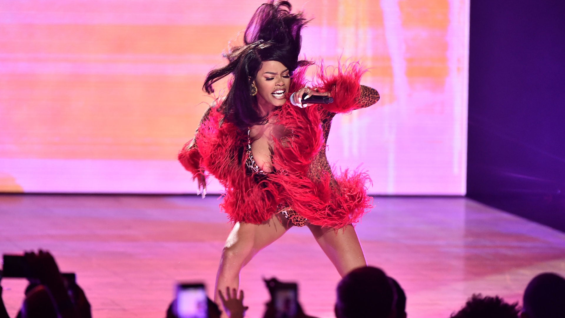 Check Out Teyana Taylor's Best Looks Before She Hits The Stage At Essence Fest