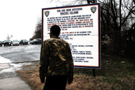 Plan To Close Rikers Island Moves Forward With Input From Community Activists